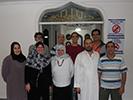 Participantes da primeira missão do Adus fora de São Paulo