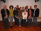 Participantes da primeira formação do Adus